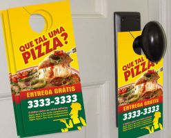 folder pizzaria modelo by graficaebrindes
