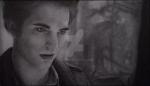 Twilight - Edward Cullen by anakomb