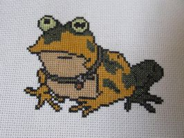 ALL GLORY TO THE HYPNOTOAD by DawnMLC