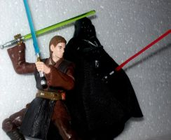 Anakin Skywalker Past and future by lovefistfury