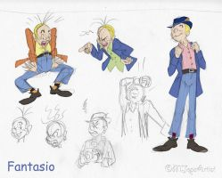 Fantasio by MJopaArtist