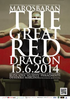 THE GREAT RED DRAGON by MarosBaran