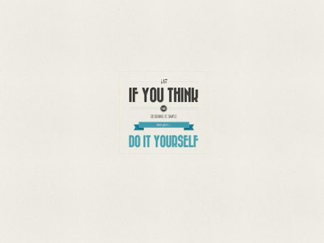 do it youself wallpaper by Magdusia