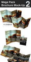 Mega pack Brochure - Mock-Up 2 by CarlosViloria