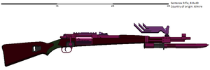Sentenza Rifle by UltimaWeapon13