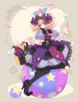 Circus clowns by swdd-cat