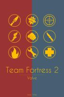 Team Fortress 2 by Isaac-Volpe