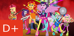 MLP FiM: Equestria Girls: Rainbow Rocks Review by Cuddlepug