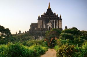 Early Morning In Bagan 3 by CitizenFresh