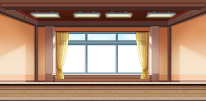 Maplestory Background | Blank Room by JennyLoveCookies