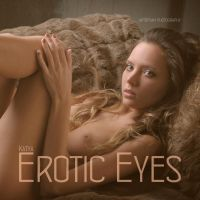 Erotic eyes feat Katya by artofdan70