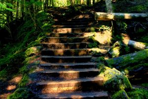 Stairs In My Heaven by cheri1910