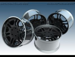 Imitation Cabo 828 Rims Wall by ragingpixels