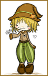 Little Scarecrow by linkitty