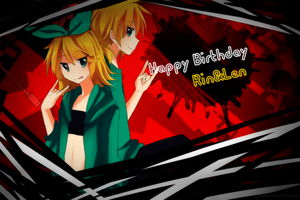 -HBday RINLEN- by saphred33