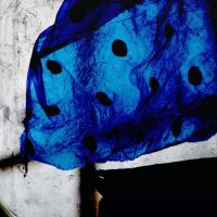 dots in blue ::: by aopan