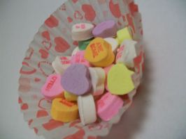 Candy Hearts IXX by DominosAreFalling