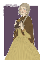 Mrs M. 06 The traveller by Calicot-ZC