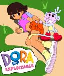 Dora the Exploitable by mugenjohncel