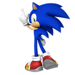 Sonic, Team Sonic set1/3 by Nibroc-Rock