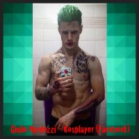 Joker Suicide Squad Cosplay by GNefilim