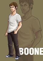 LOST-Boone by sheilalala