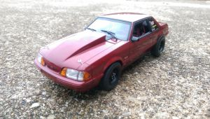 Prostreet 1990 Ford Mustang by vash68