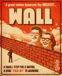 The Great American Wall by roberlan