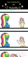How to Flip the Bird by HippieUnicornFlower