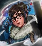 Overwatch Mei Ling Zhou by magion02