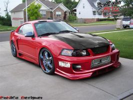 ford mustang by mateus12345