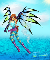 Holding The Key Of The Seven Seas by ColorfullWinx