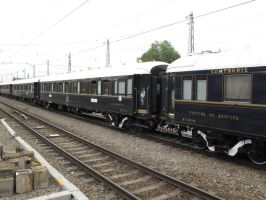 ORIENT EXPRESS 13 SLEEPING CAR 3525 by kanyiko