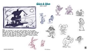 Tiny Toon Adventures Cartoons by celaoxxx