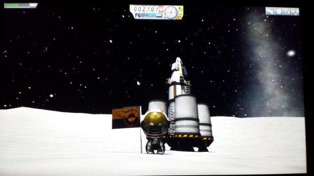 One Small Step For Kerbal by TeK42o