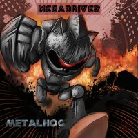 Metalhog Cover by d-torres