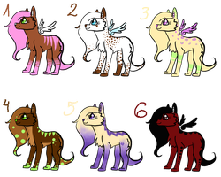 6 Adopts OPEN cheap [3 left] by Adopt-LM