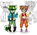 Bois -SET PRICE / OPEN- by thehatter-adopts