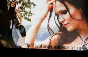 Tarja: Day Dreamer WP by Tysonkaiexperiment