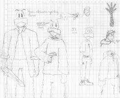Rennex Sketches by no-limits