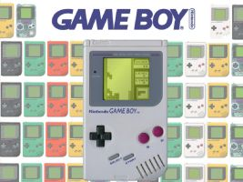 Gameboy Wallpaper by GamezAddic