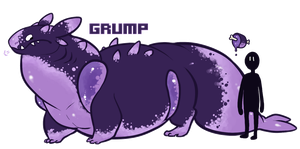 GRUMP by Skelefrog
