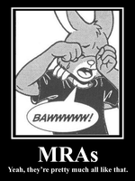 MRAs in a Nutshell by BullMoose1912
