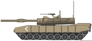M1A2 Abrams by Torchwood-5