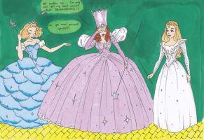 Glinda's Lament by Lewis-James