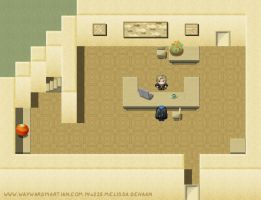 HM RPG Map Office by WaywardInsecticon