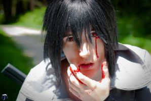 Uchiha Sasuke - No Future by Dark-Uke