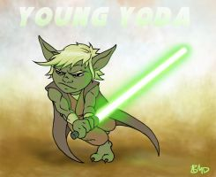 young yoda by safepnc