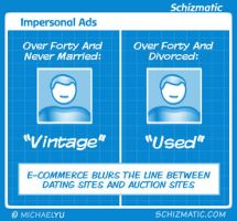 Impersonal Ads by schizmatic