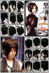 Sebastian wig tutorial by yuegene
